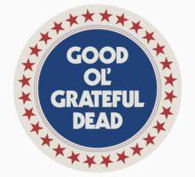 Good Ol' Grateful Dead - 50th Anniversary T-Shirt