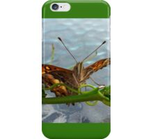 Butterfly Face iPhone Case/Skin