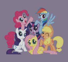 my little pony Kids Tee