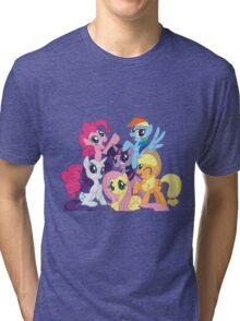 my little pony Tri-blend T-Shirt
