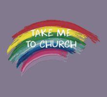 Take Me To Church Kids Tee