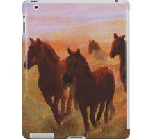 Western Mural iPad Case/Skin