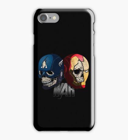 War. iPhone Case/Skin