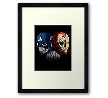 War. Framed Print