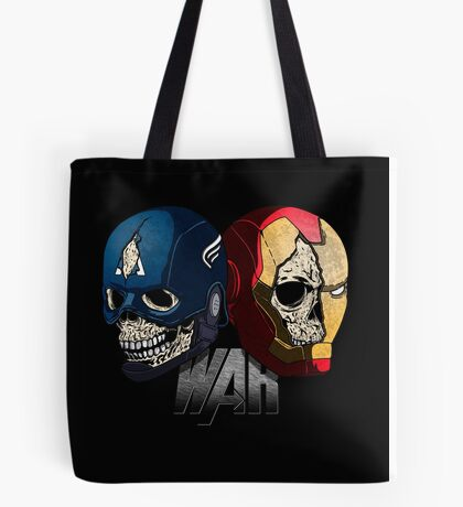 War. Tote Bag
