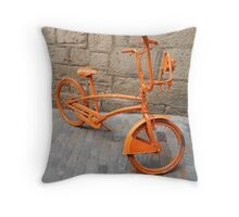 Fresh Ride Throw Pillow