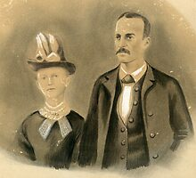 A B Trousdale by West Kentucky Genealogy