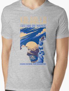Valhalla State Park and Monument Mens V-Neck T-Shirt