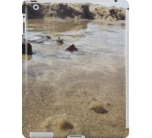 Cayton Bay - fresh water pool iPad Case/Skin