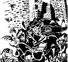 Gear Monkey's Urban Jungle by RedAvenger25