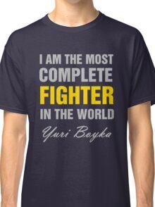 Yuri Boyka Quote Classic T-Shirt
