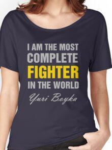 Yuri Boyka Quote Women's Relaxed Fit T-Shirt
