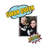 Swan Queen Selfie by queequeg35