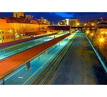 Portland Train Station Photographic Print