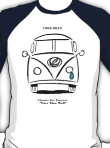 Classics Live Forever - Fare Thee Well T-Shirt