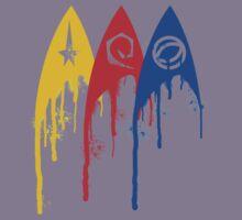 Signs of Trek Kids Tee