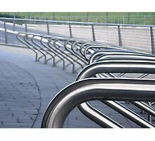 Railing Photographic Print
