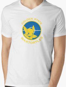 Golden State Wartortles Mens V-Neck T-Shirt