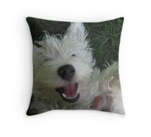 That was a great punchline! Throw Pillow