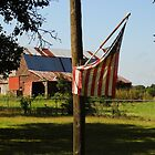 American Country by WildestArt