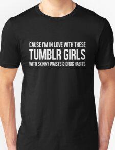G-Eazy Tumblr Girls T-Shirt