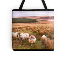 Ram of Donegal Tote Bag