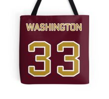 Washington Football (II) Tote Bag