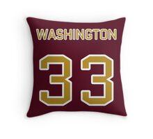 Washington Football (II) Throw Pillow
