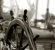 Ship's Wheel by matthewsinger