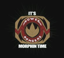 Its Morphin Time by Designsbytopher