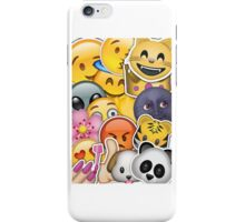 Emoji Collage iPhone Case/Skin