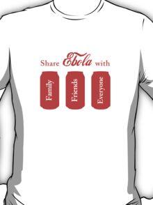 Share Ebola T-Shirt