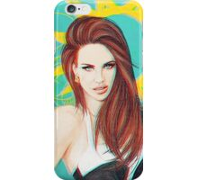 Lana iPhone Case/Skin