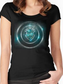 Axtelera Ray - Shield of Ardone  Women's Fitted Scoop T-Shirt