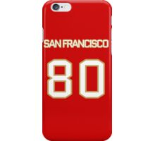 San Francisco Football (II) iPhone Case/Skin