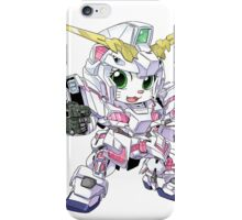 Robo Gato iPhone Case/Skin