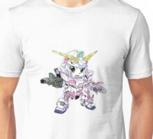 Robo Gato Unisex T-Shirt