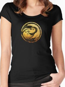 Falcon Women's Fitted Scoop T-Shirt
