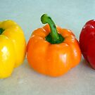 I'm a Pepper, He's a Pepper, Wouldn't You Like to Be a Pepper, too? by debbiedoda