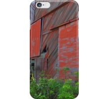 Hargrove's  Barn iPhone Case/Skin
