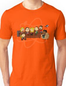 Theory Nuts Unisex T-Shirt