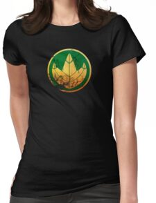 Dragonzord Coin Womens Fitted T-Shirt