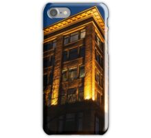 Montreal Blue Hour iPhone Case/Skin