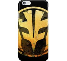 Tigerzord Coin iPhone Case/Skin