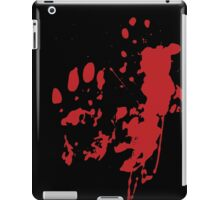 """Dexter"" - Hand with Blood iPad Case/Skin"