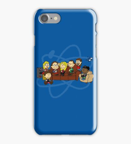 Theory Nuts iPhone Case/Skin