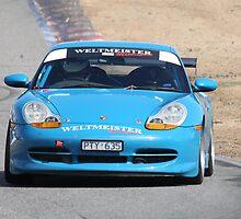 PORSCHE GT3 996  3.6 L  Winton 11-4-10 by Ian Nichols