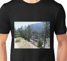 Northern Rockies,Montana , USA Unisex T-Shirt