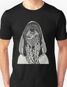 Warrior Girl Unisex T-Shirt