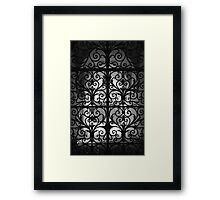 The grate Framed Print